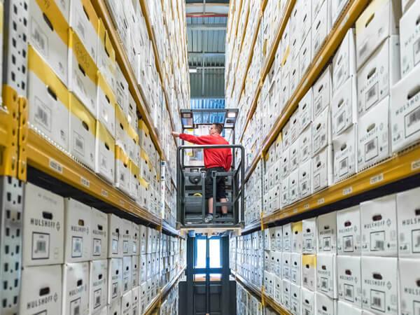 Uitzendbureau voor Logistiek