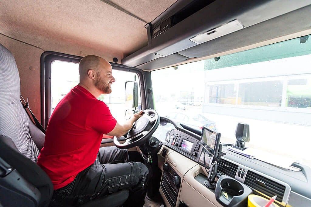 Vrachtwagenpersoneel uitzendbureau Wiver
