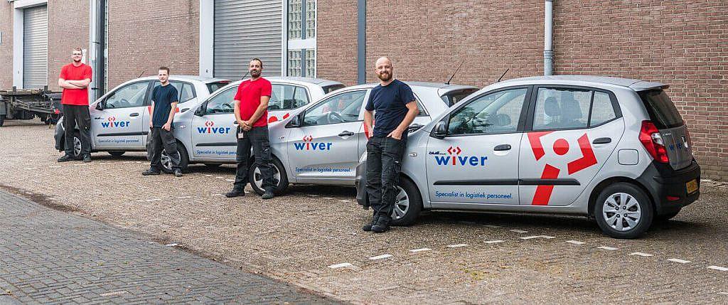 Werken bij bouwlogistiek uitzendbureau Wiver